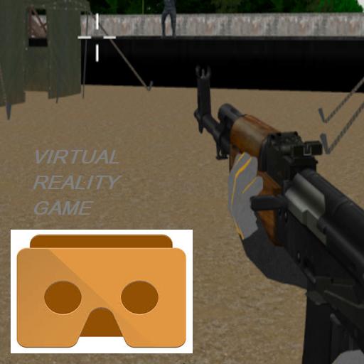 Comanda VR Shooter -Google Cardboard