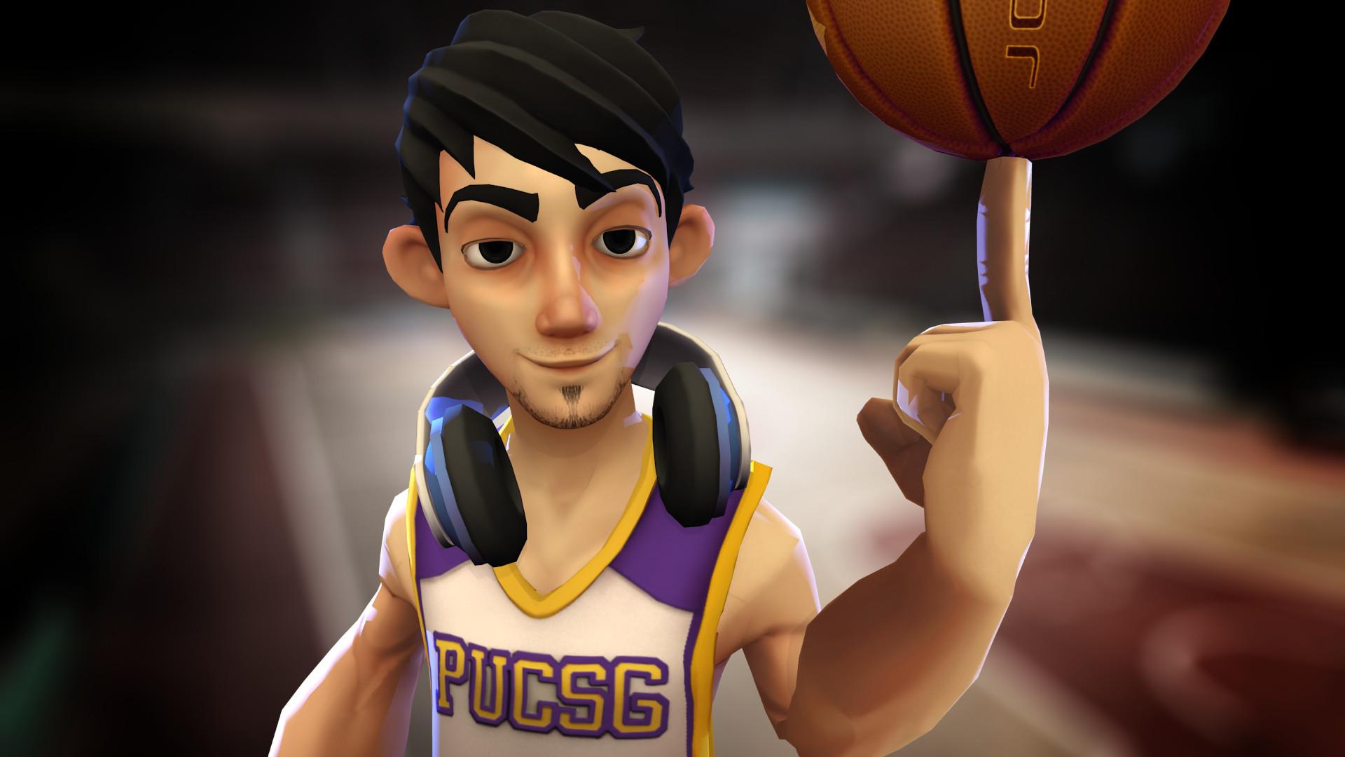 Basketball Player - Gugu