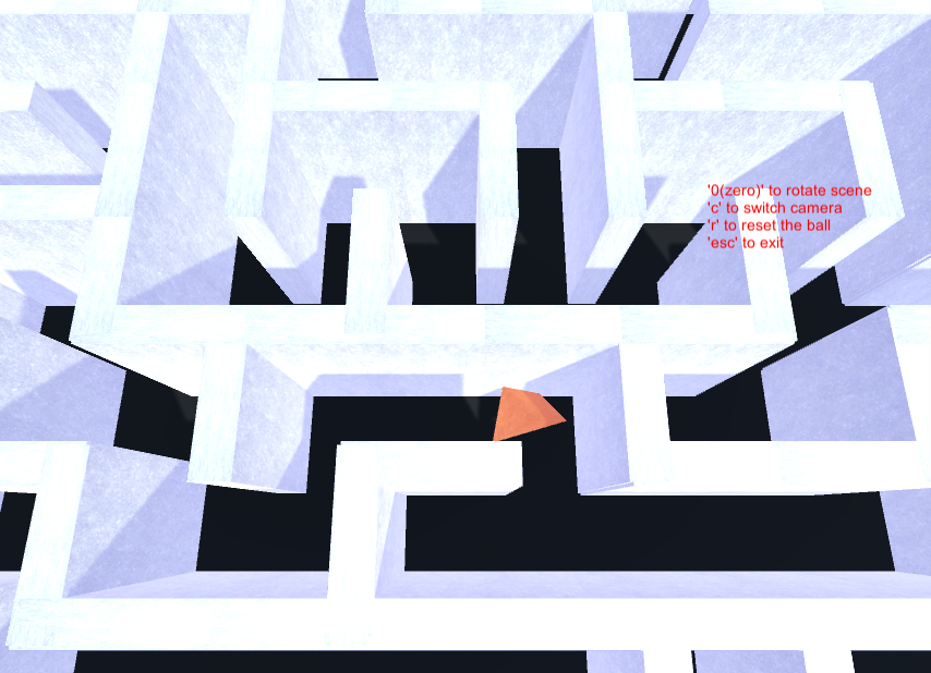Maze generation