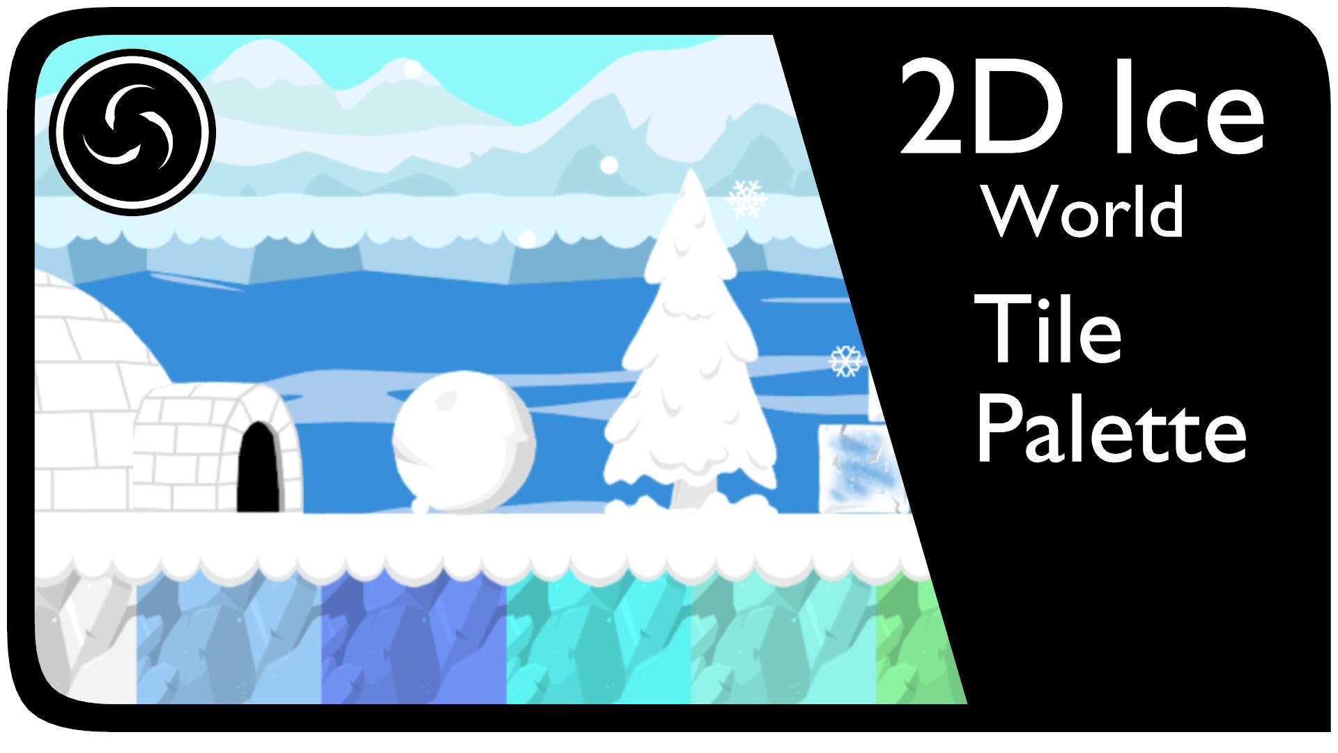 2D Ice World
