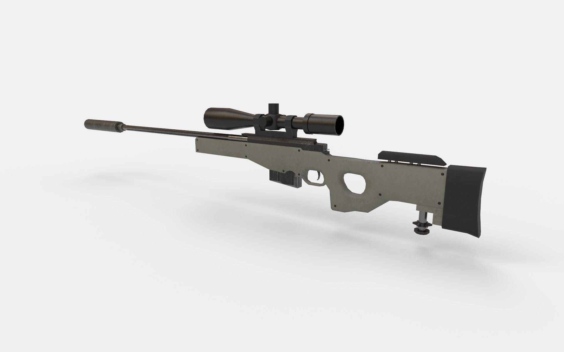 L115 Rifle