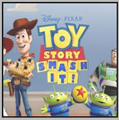 Toy Story : Smash It!