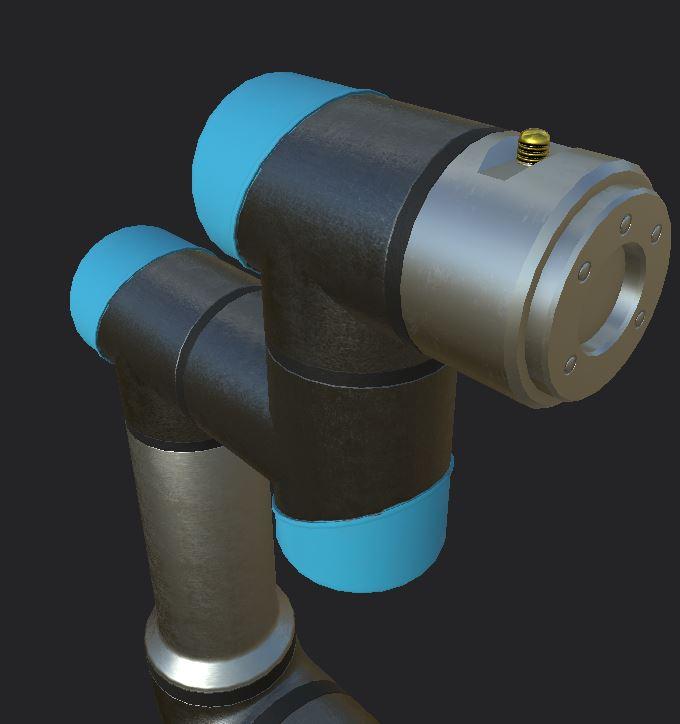 Universal Robots Sales Tool (in development).