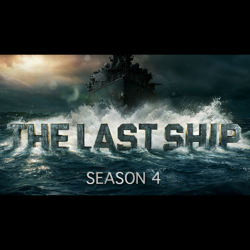 The Last Ship - On Set Graphics