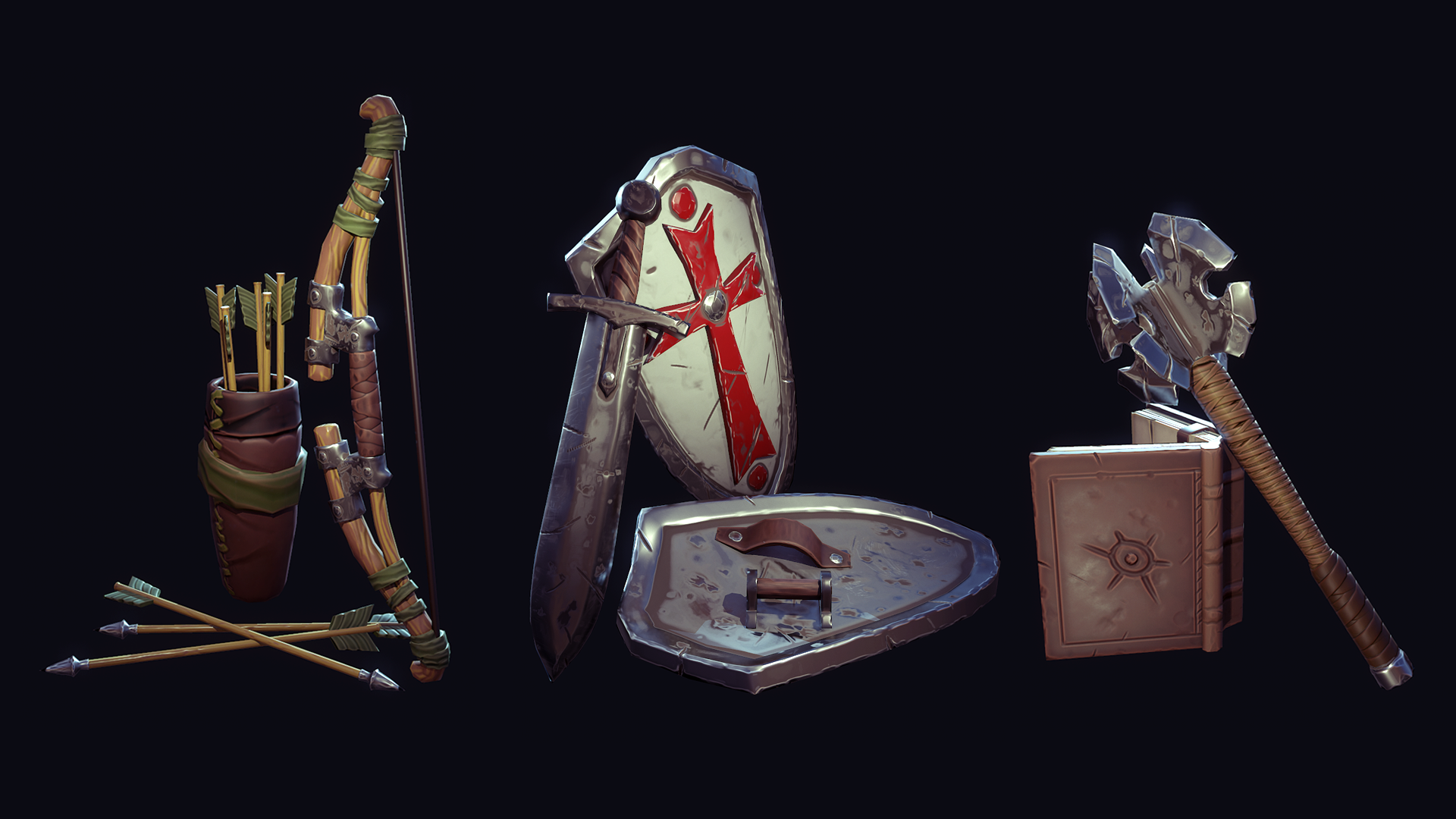 Stylized Weapons Commission
