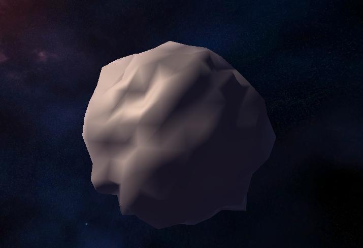 SOLAR - procedurally generated stuff