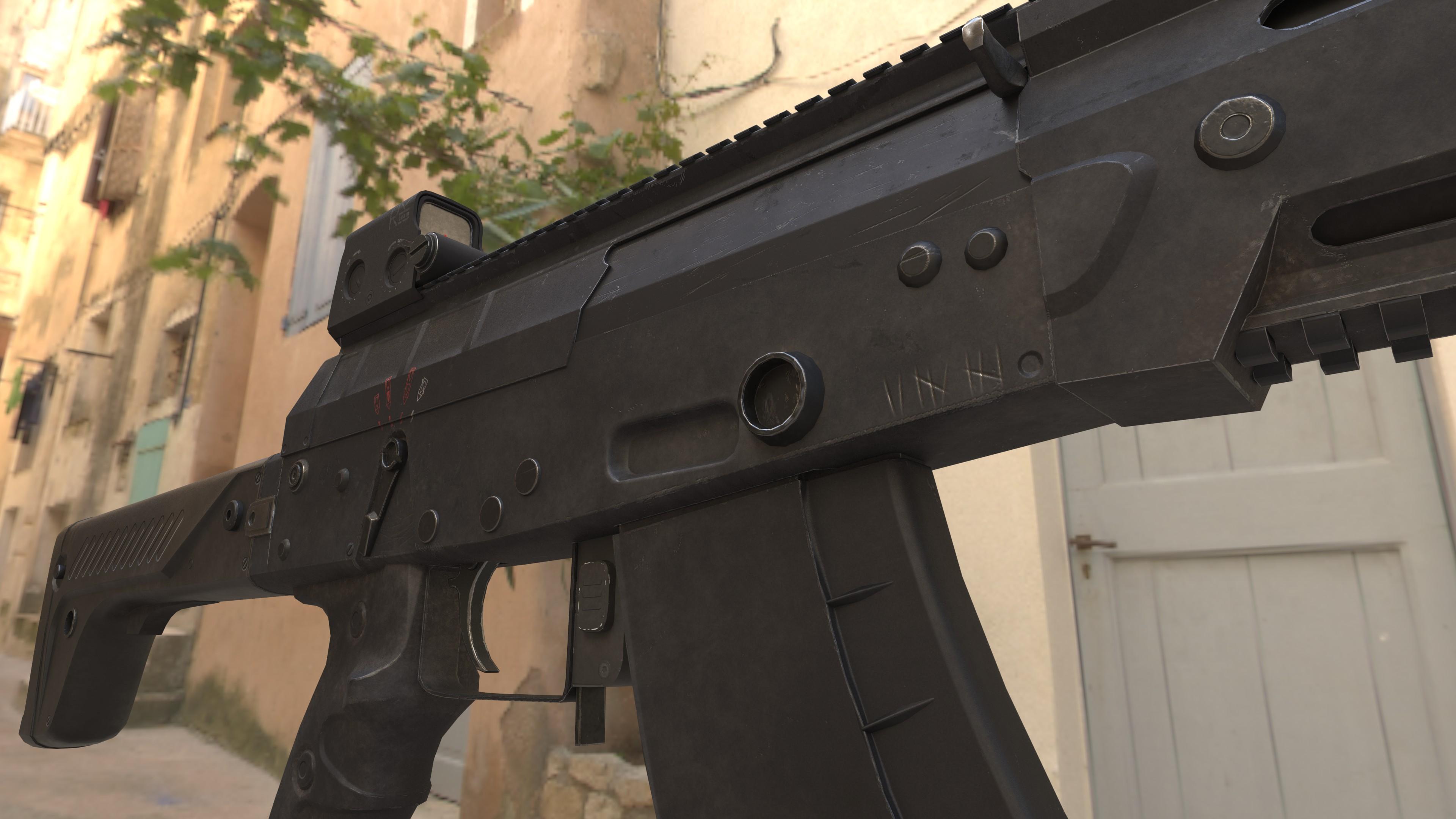 AK-12 PBR Weapon