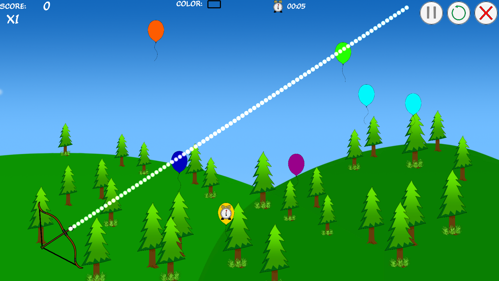 Burst Balloon (Arrebenta a Boca do Balão)