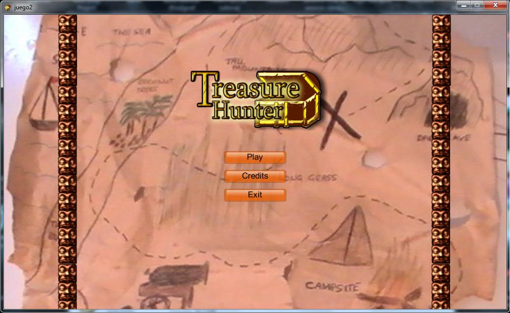 Treasure Hunter Brick Breaker
