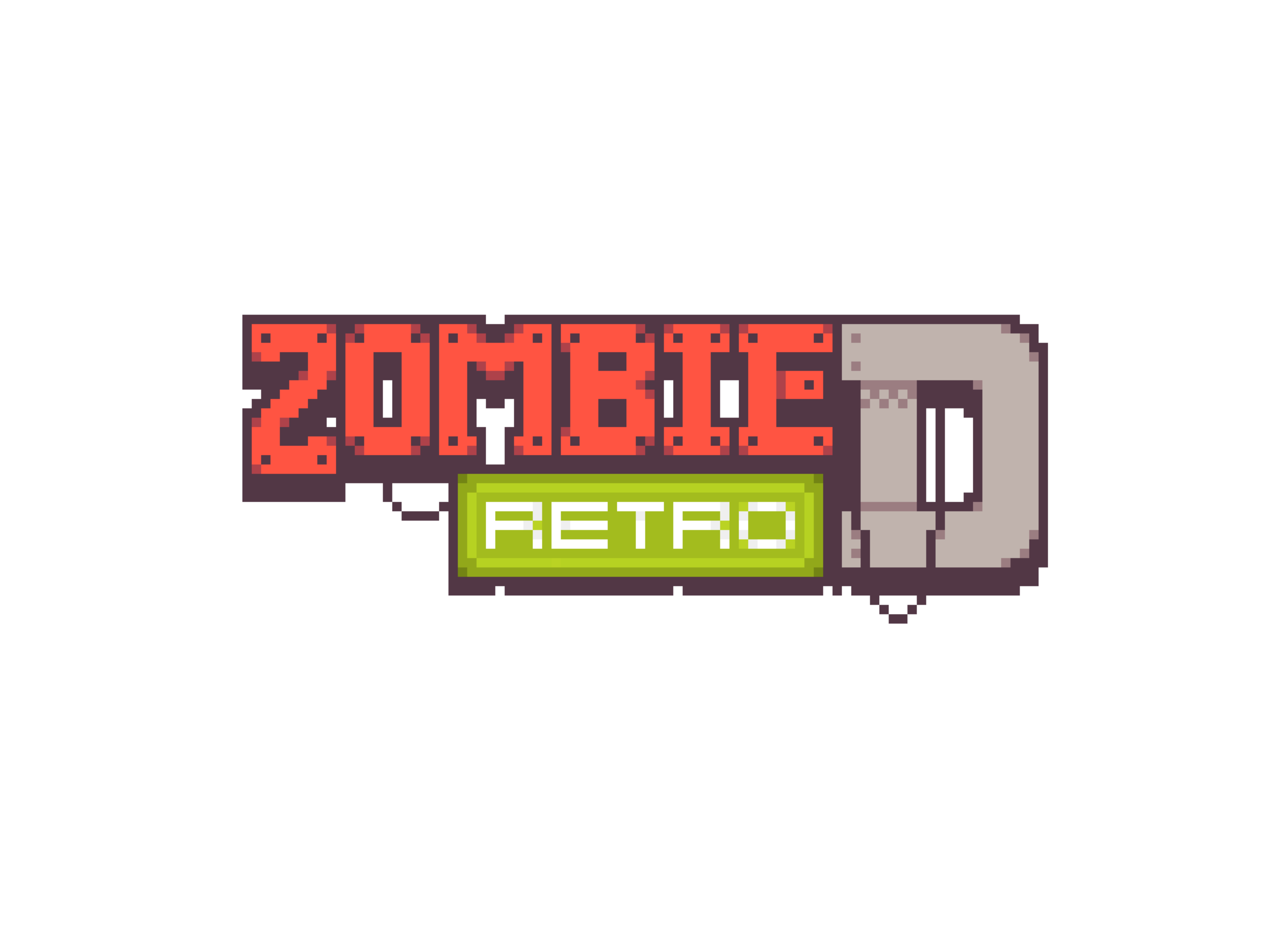 Zombie Retro D