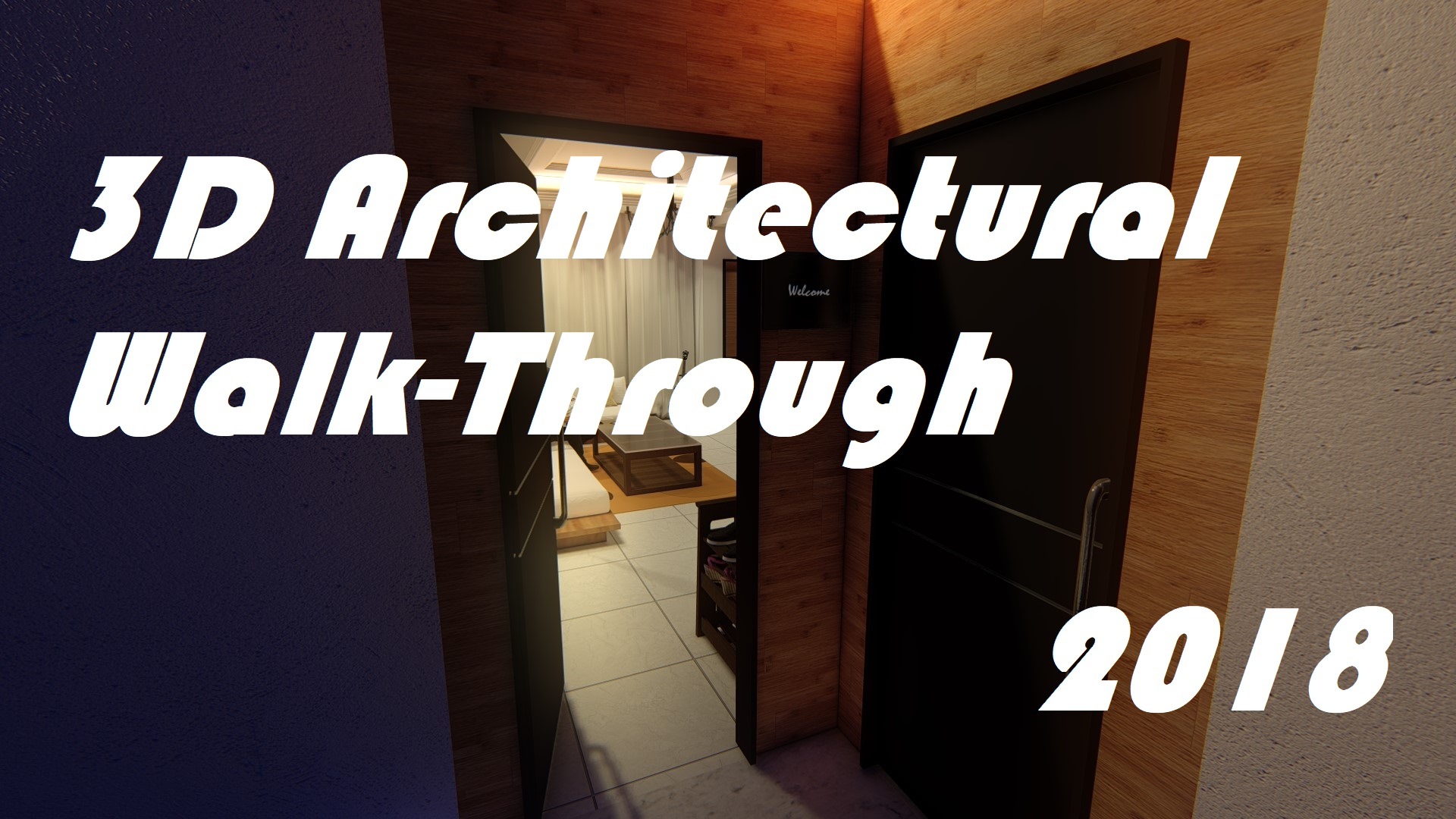 3D Architectural Walk-Through | Showcase 2