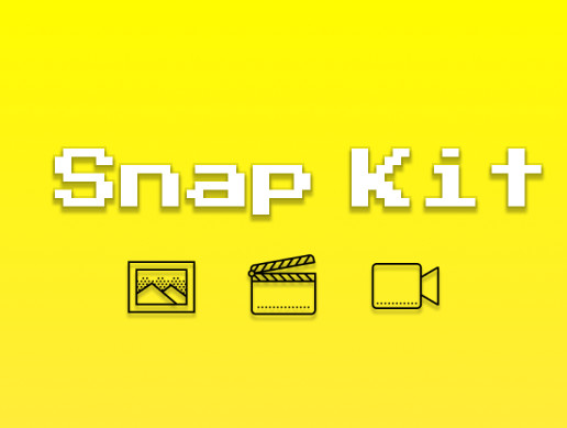Cross Platform Snapchat Kit