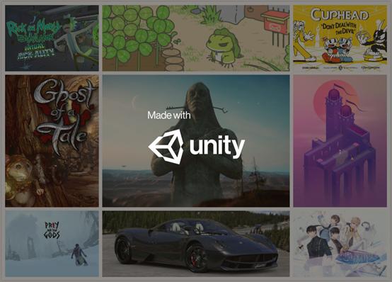 Unite 2018 Beijing   Made with Unity展区作品火热征集中,无你不精彩!