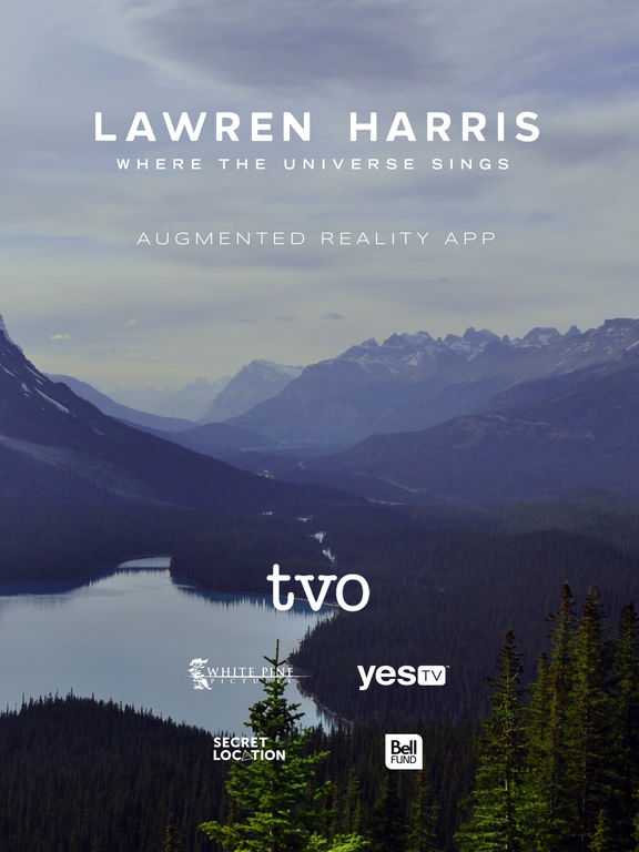 LAWREN HARRIS - WHERE THE UNIVERSE SINGS AR