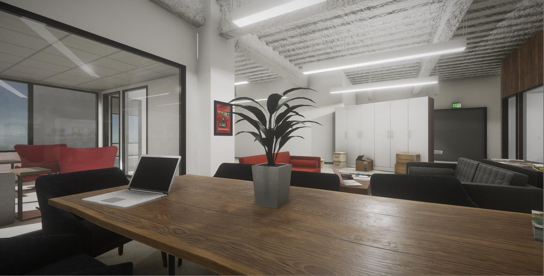 TaleSpin, LLC Office Interior