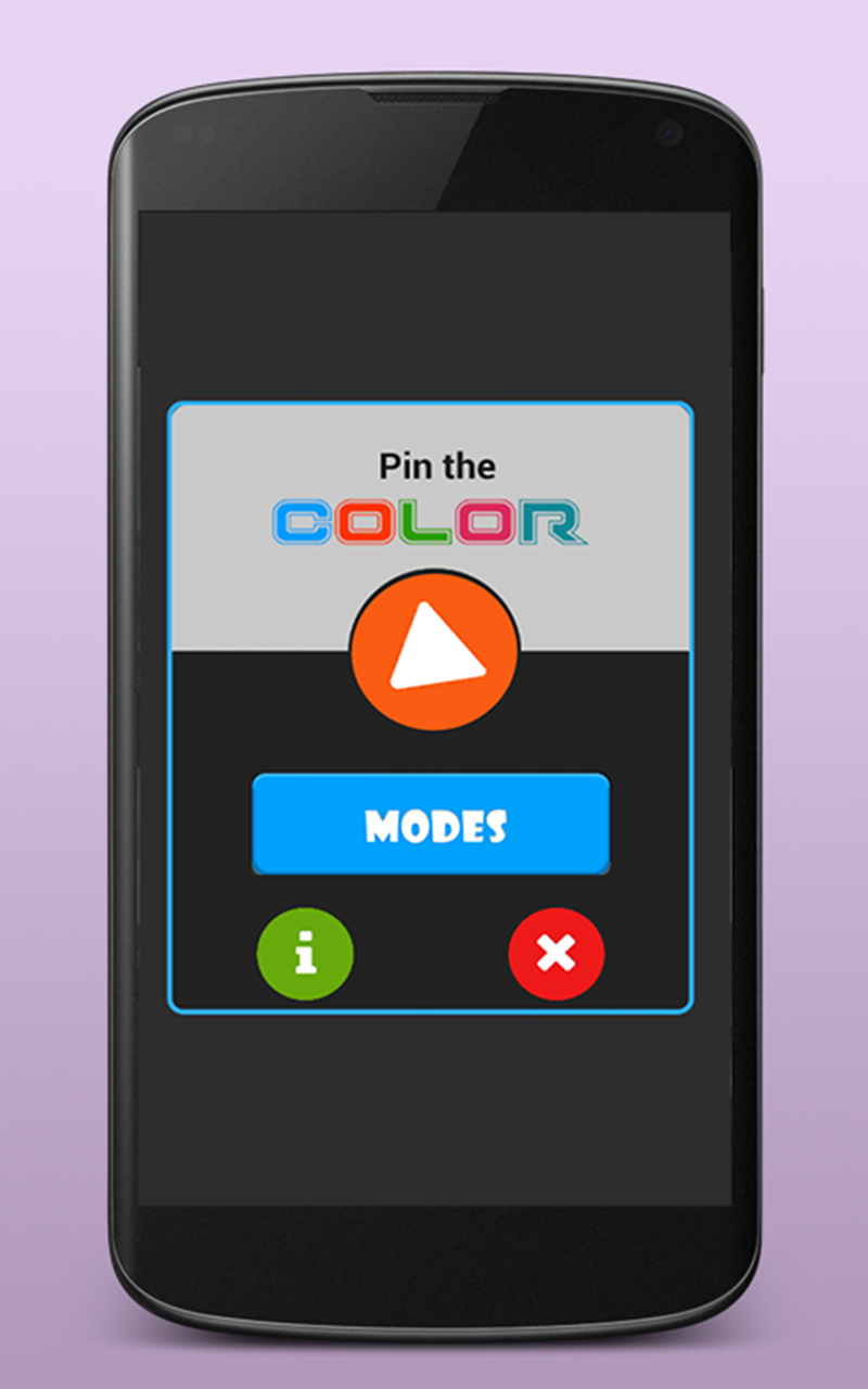 Pin The Color