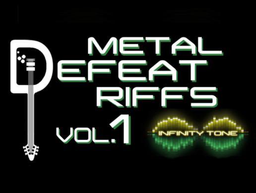 Metal Defeat Riffs, Vol 1