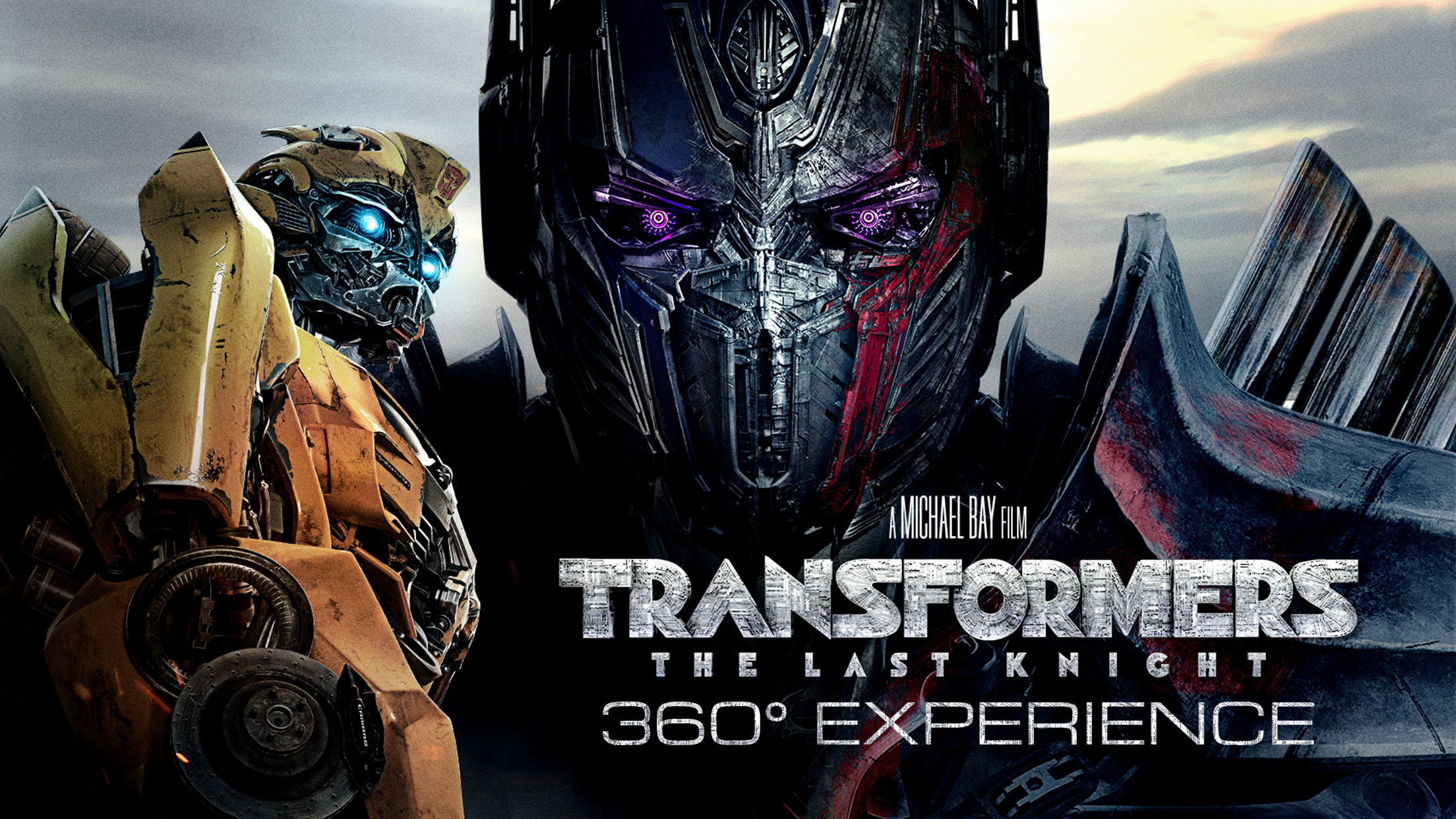"""The """"Transformers: The Last Knight"""" 360 Experience"""