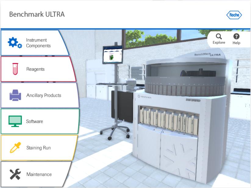 Benchmark Ultra Interactive Simulator
