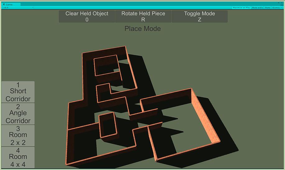 3D Base Builder Demo