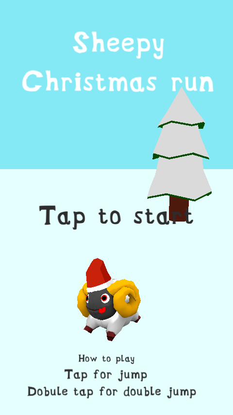 Little android game