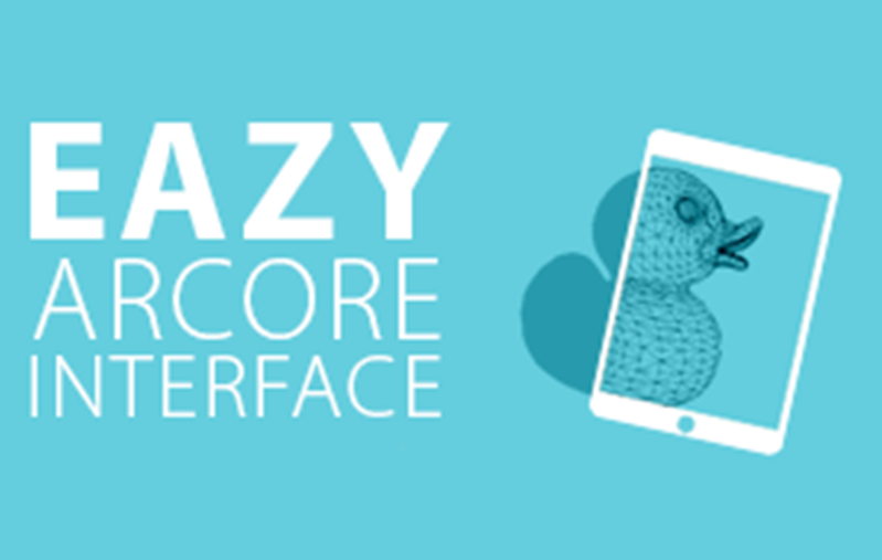 Eazy ARCore Interface