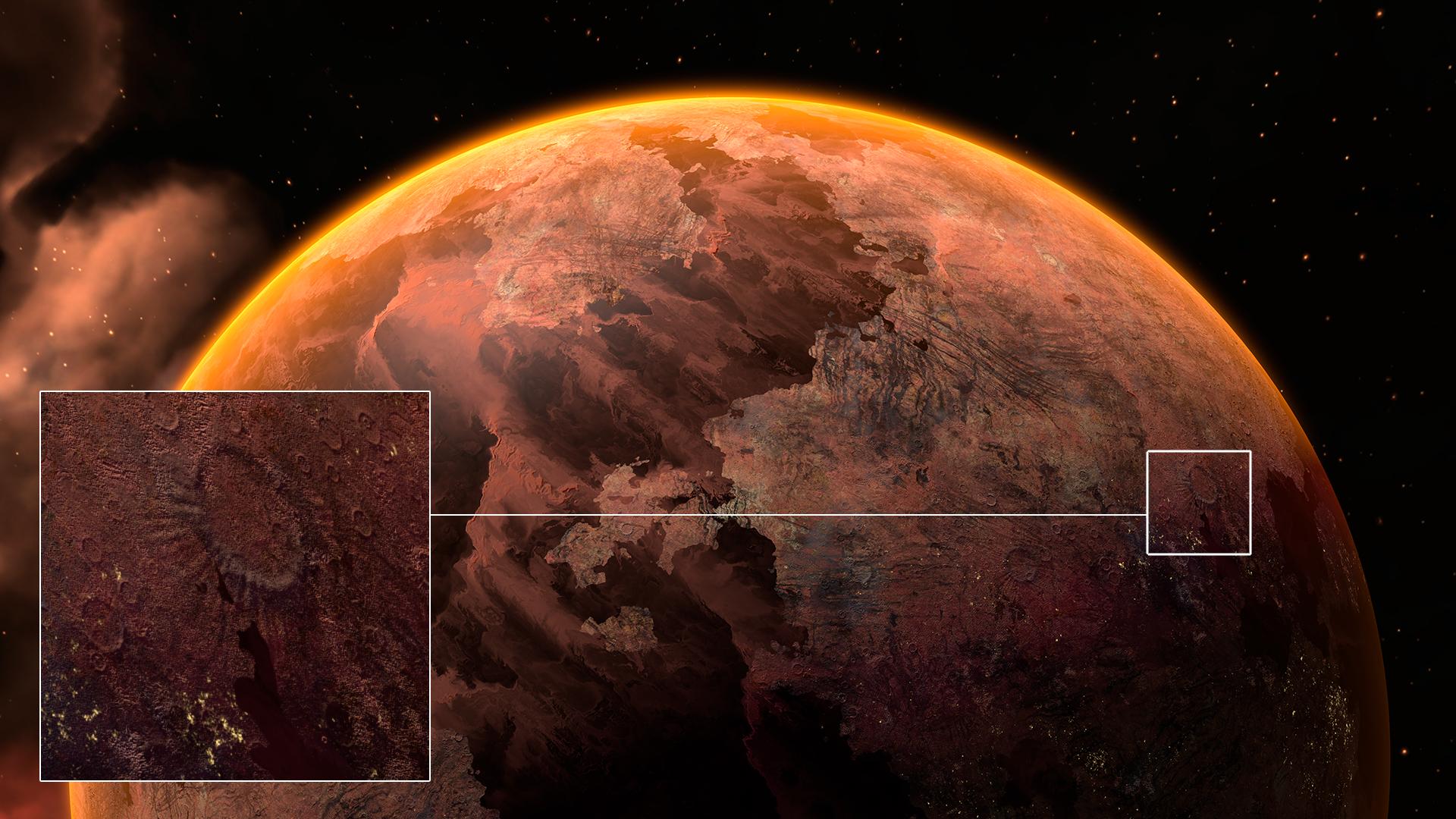 Procedural Planets