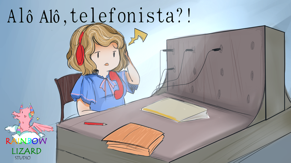Alô, Alô, Telefonista!?