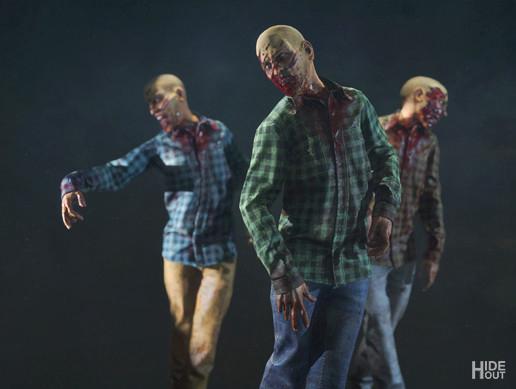 Zombie NPC