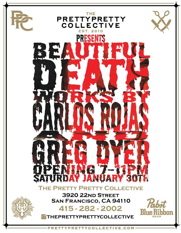 Beautiful Death Art Show