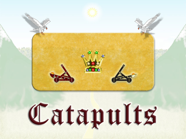 Catapults