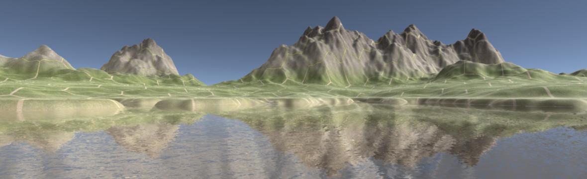 Hexagonal Endless Terrain