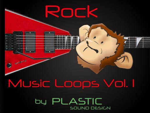 Rock Music Loops Vol. 1