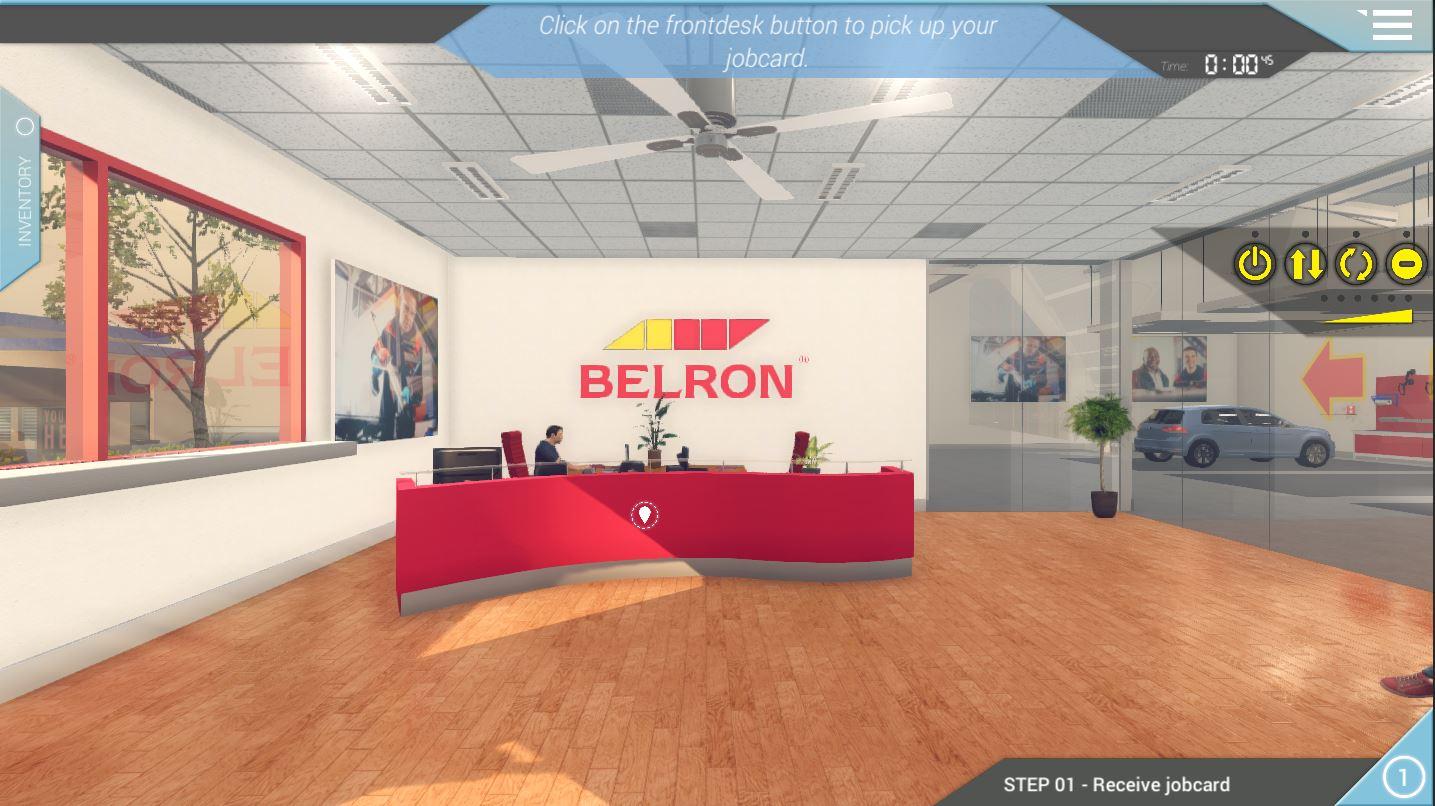 Belron - Way Of Fitting