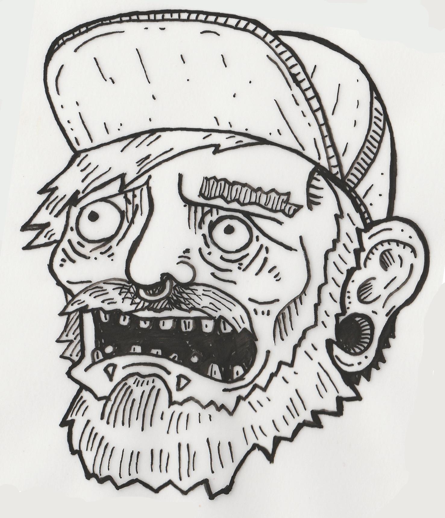 Illustrations - Horror/Skeletons