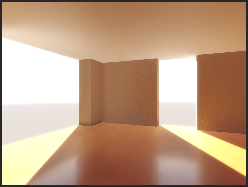Lighting optimization.