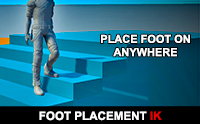 Foot Placement IK