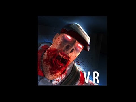 """VR Zombie Shooter"" music and sound design..."