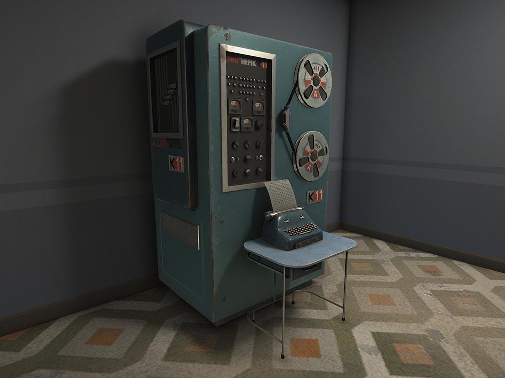 Bendix G-15 Computer