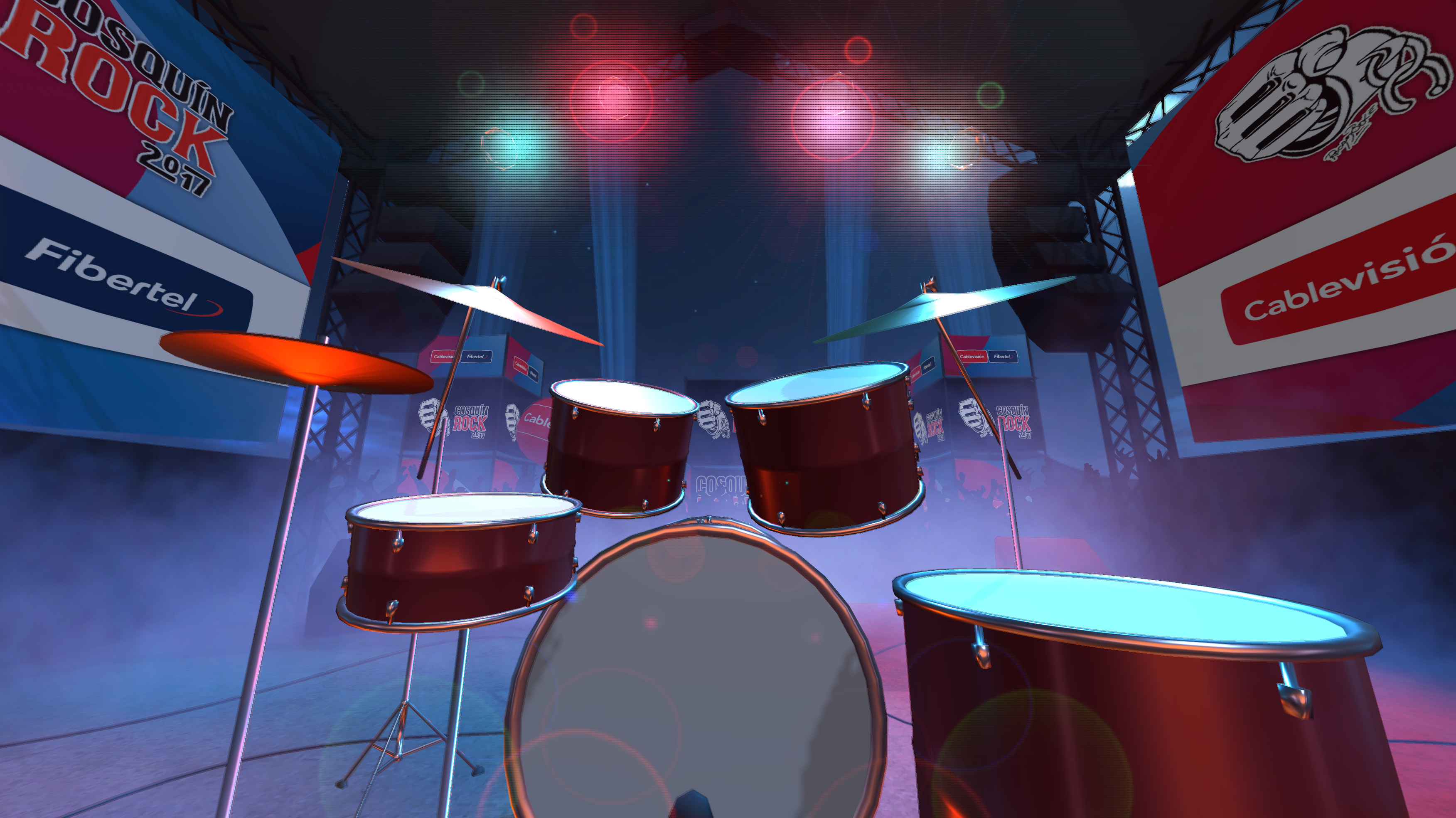 Drums VR Simulator
