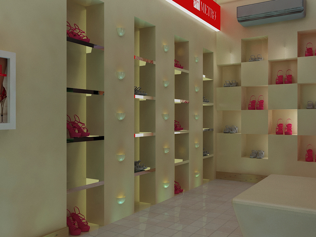 Shoe Outlet Concept