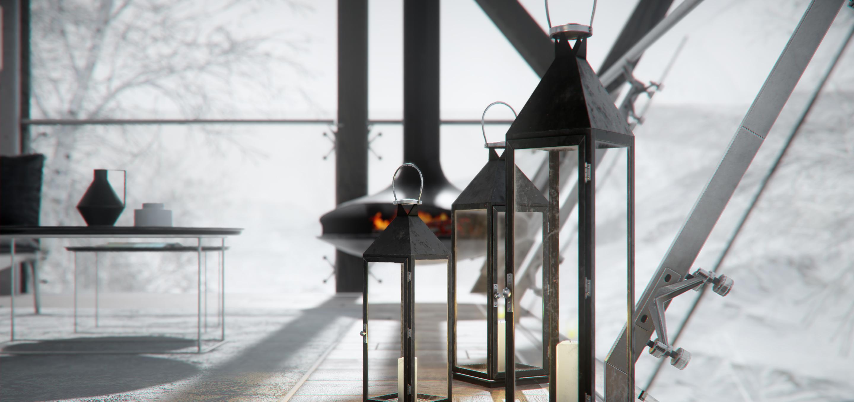 Mountain shelter | Virtual reality experience