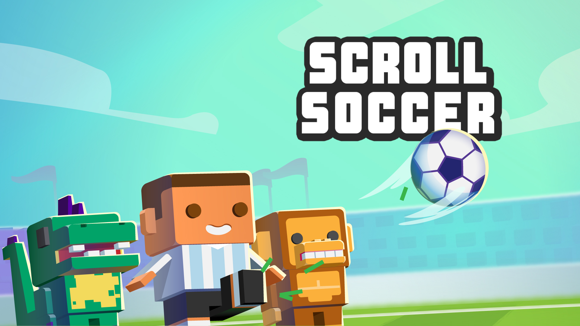 Scroll Soccer