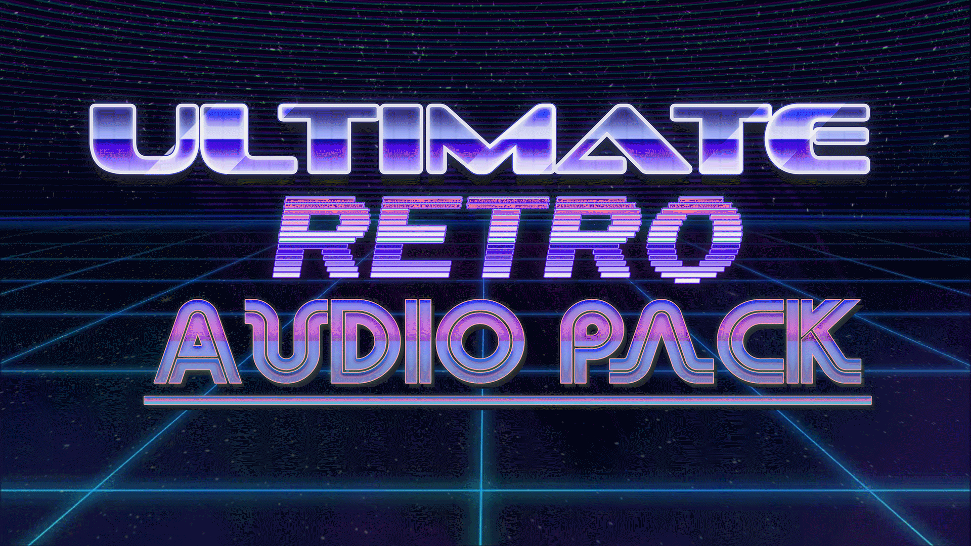 Ultimate Retro Audio Pack