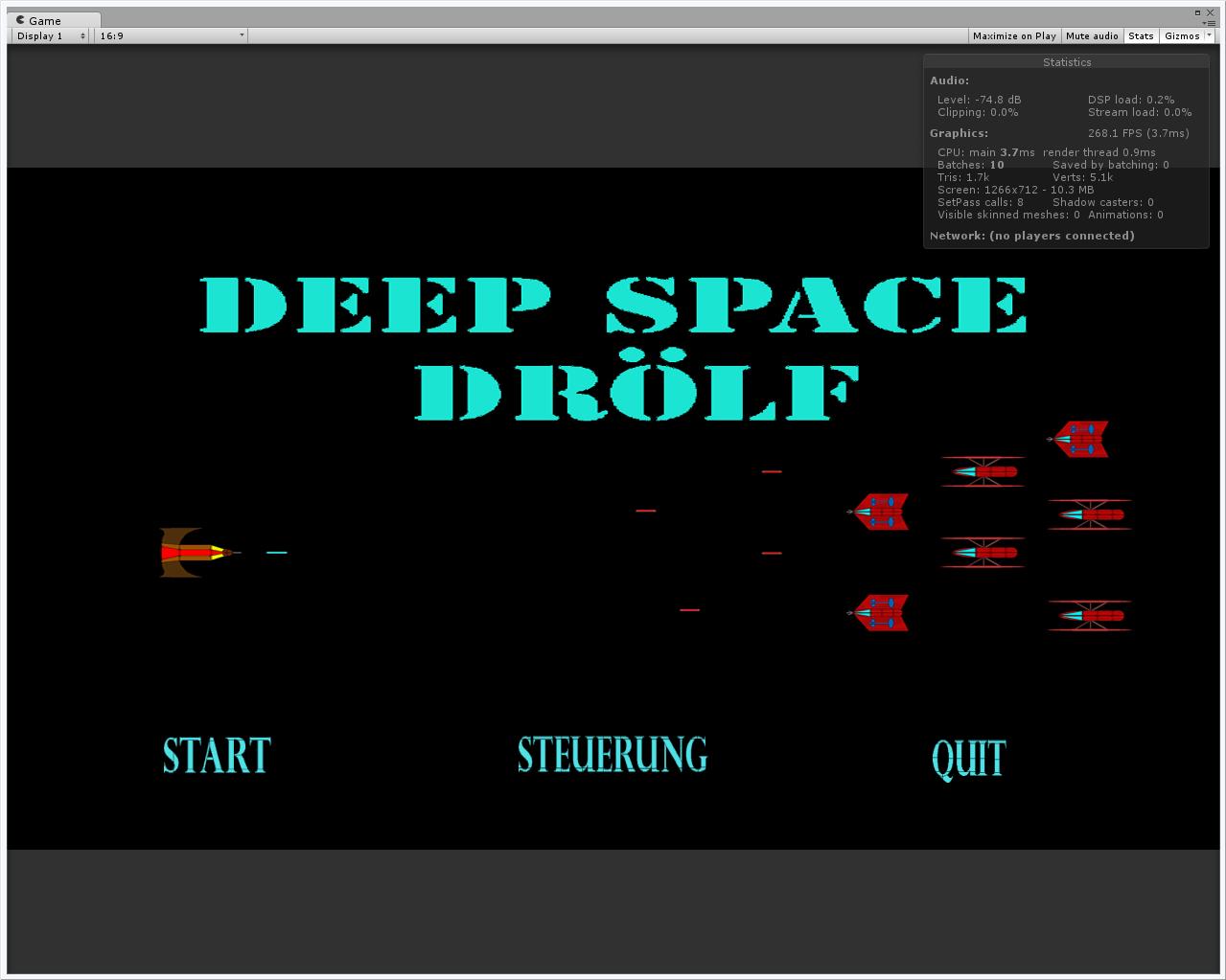 Deep Space Drölf