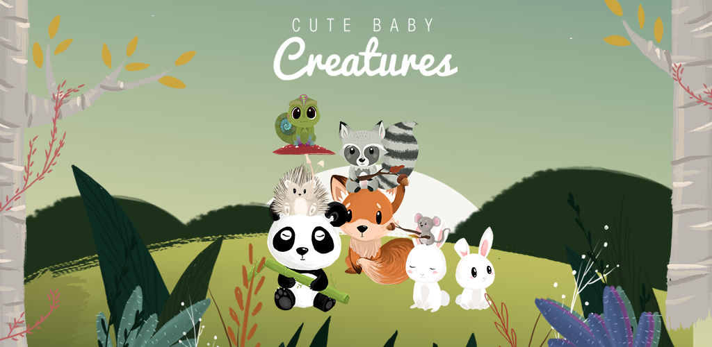Cute Baby Creatures