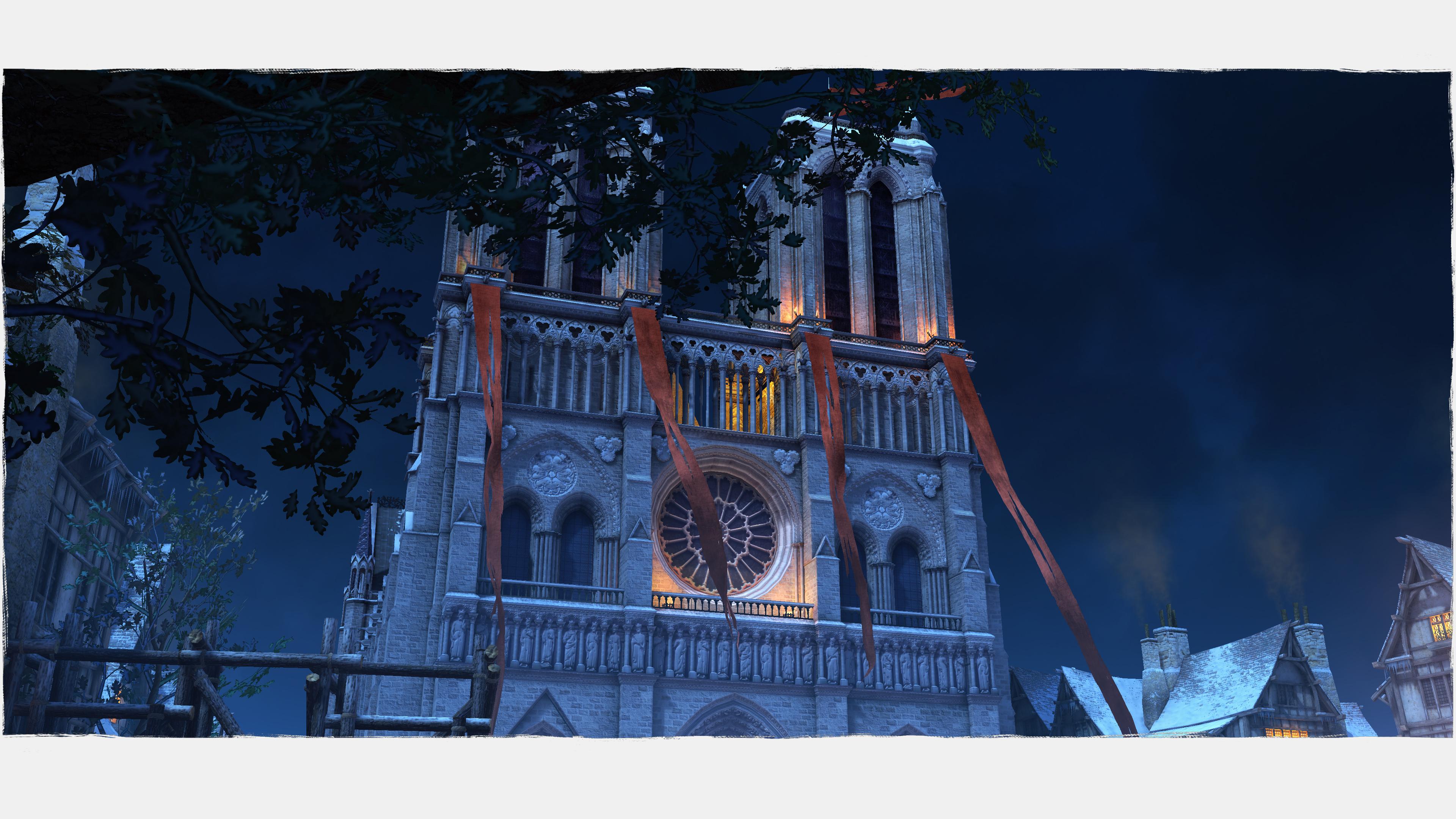 Iron Blade - Notre Dame