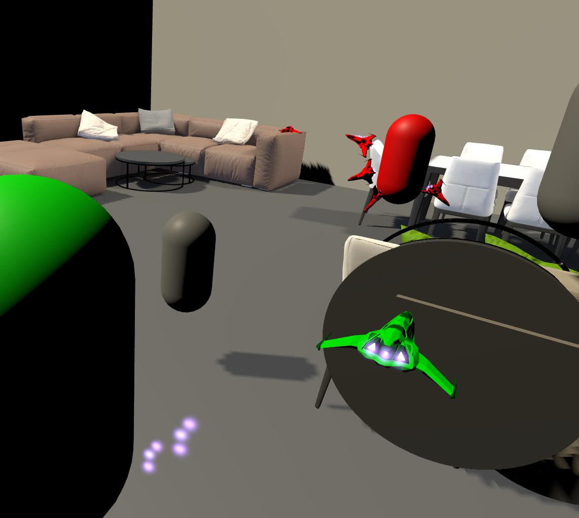 NeonRTSVR (VR)