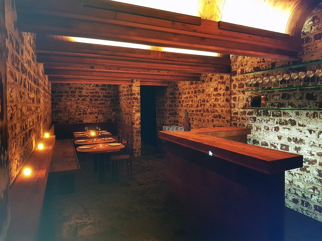 Delicatessen Cellar Bar
