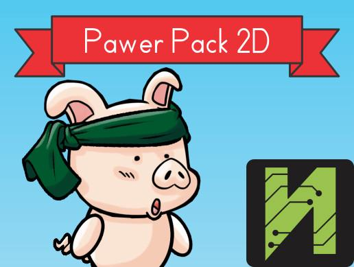 2D Characters pack
